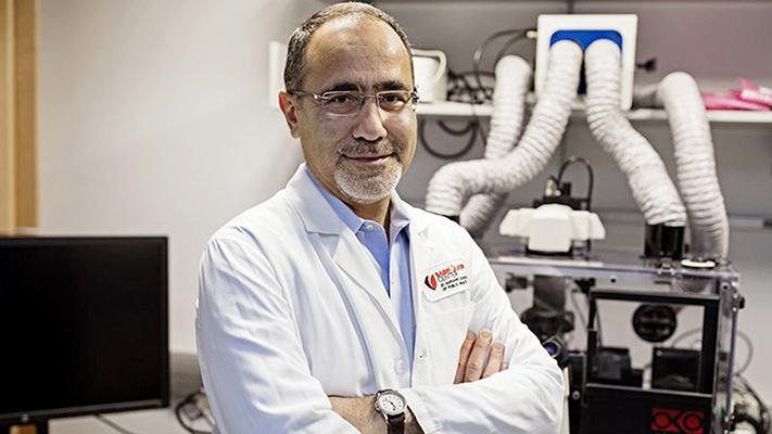 Prof. Dr. Gökhan Hotamışlıgil'e Büyük Ödül