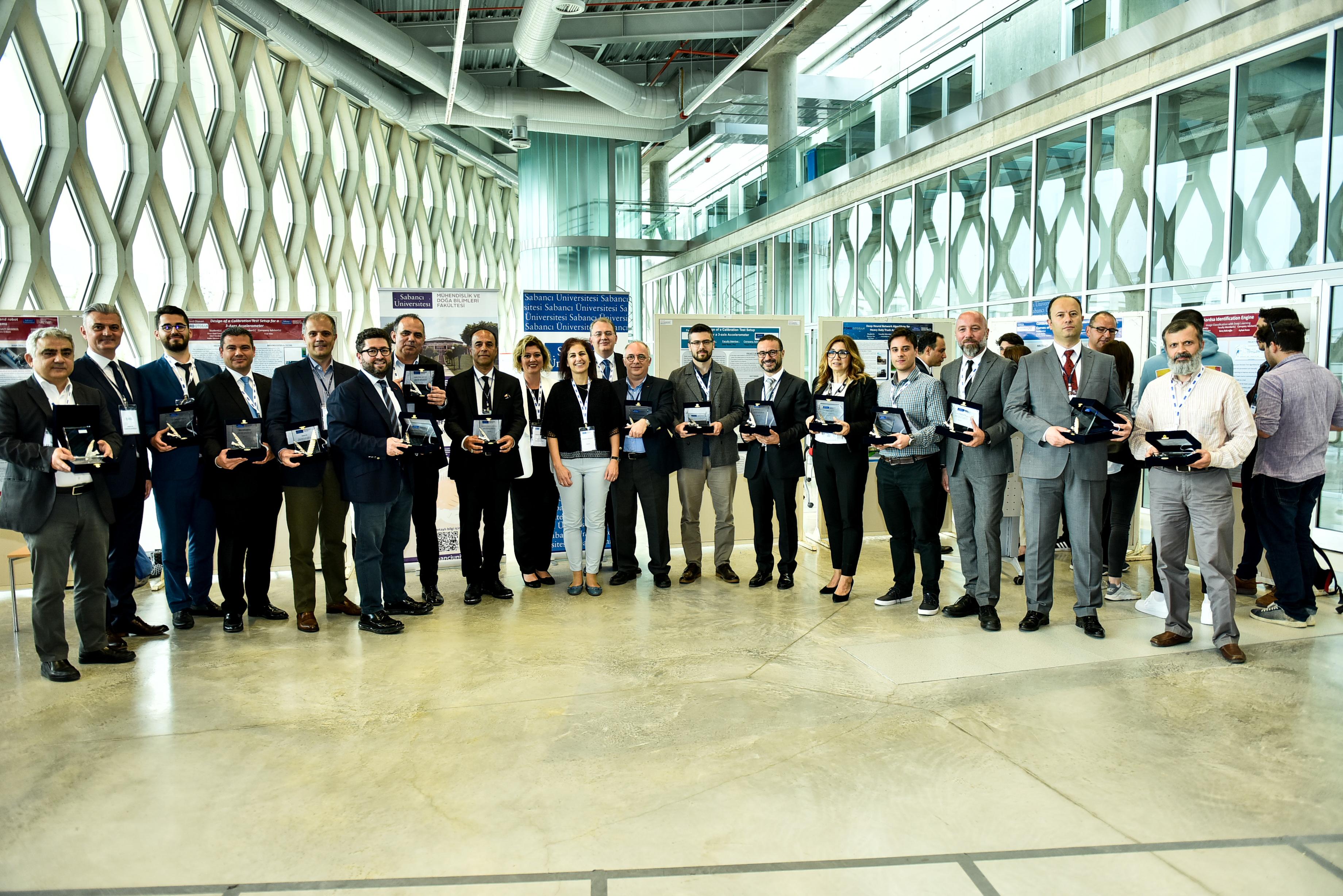 Sabancı Üniversitesi Sanayi Odaklı Projeleri'nin çıktılarını bahar daveti ile paylaştı