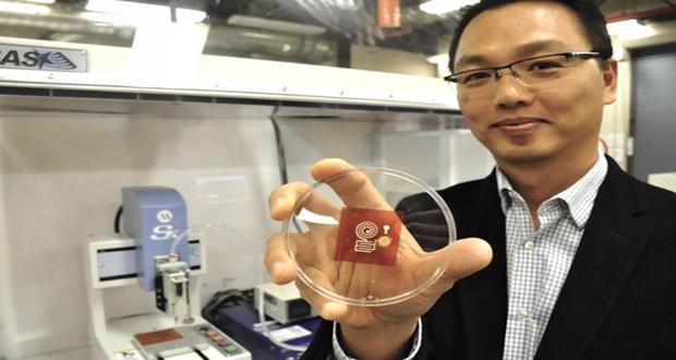 Selüloz İle Yapılan IoT Sensörleri