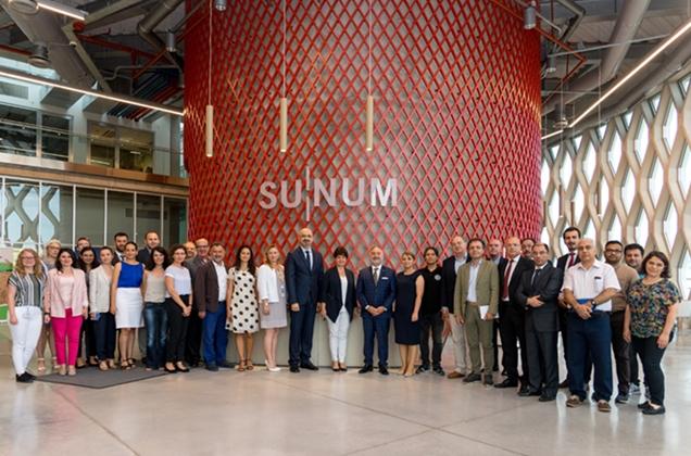 SUNUM ve Tekfen Tarım arasında iş birliği protokolü imzalandı
