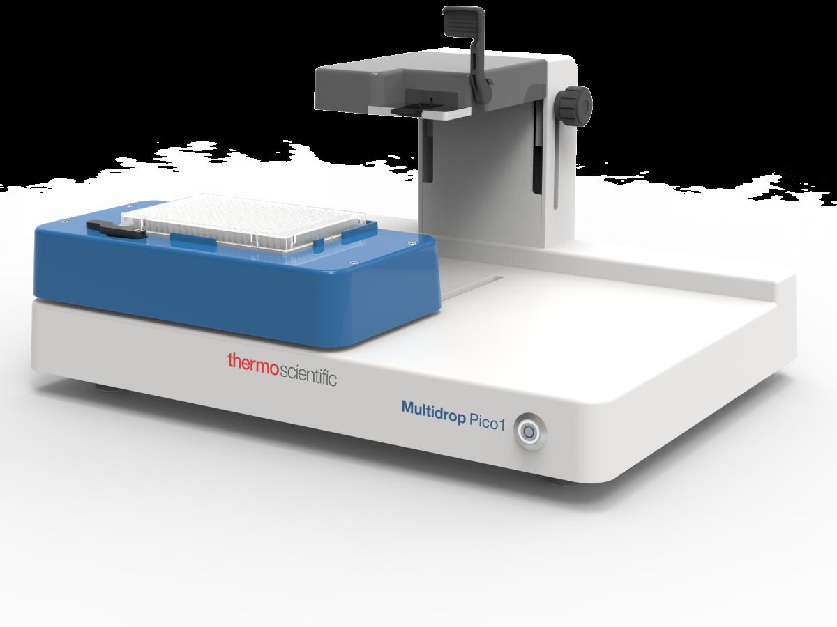 Thermo Fisher Scientific, Yüksek Hassasiyetli Yeni Dijital Reaktif Dispenserlerini Piyasaya Sürüyor.