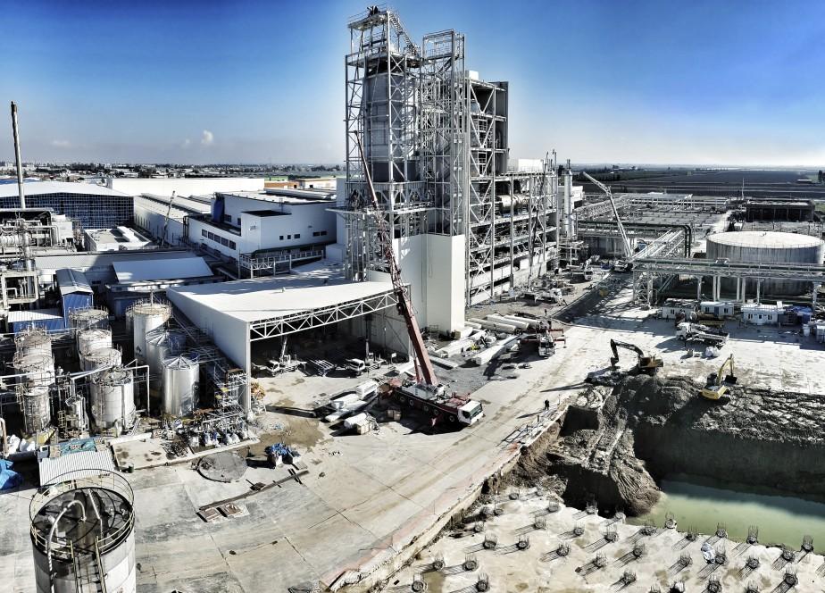 Thyssenkrupp, SASA için Türkiye'nin en büyük polyester üretim tesislerinden birini faaliyete geçirdi