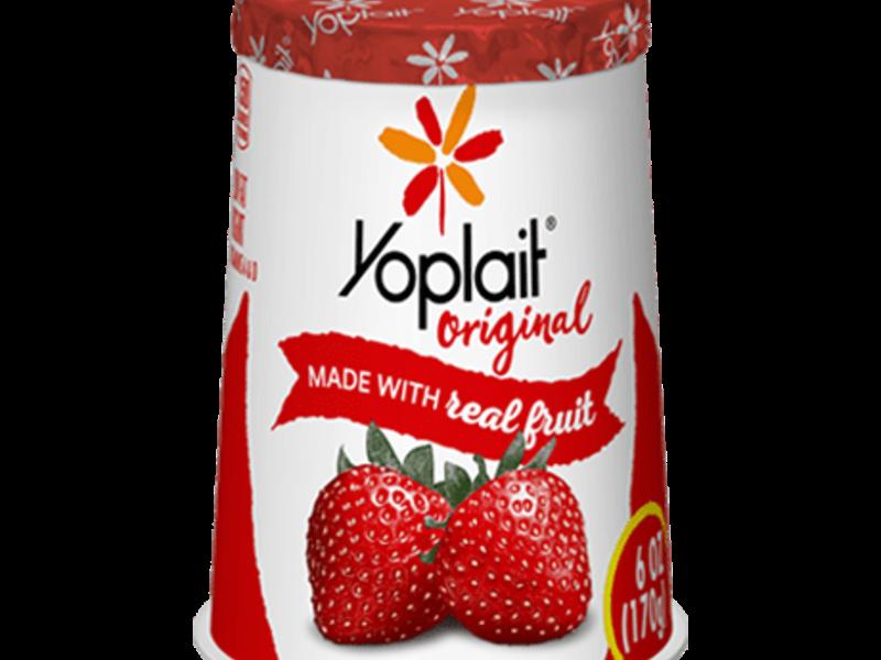 Total, Intraplás ve Yoplait, geri dönüştürülmüş polistireni yoğurt kaplarında kullanılabileceğini başarı ile test etti.