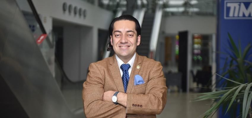 """TÜBA-Genç Akademi Üyesi Doç. Dr. Zeki Candan """"Green Materials"""" Editör Kurulu'na Seçildi"""