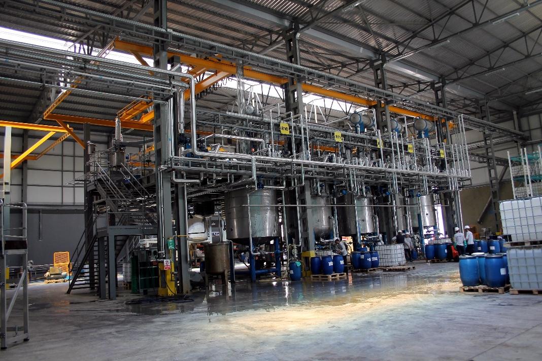 Türk Tekstilinde Atak Avrupa'nın en Büyük Reaktif Boya Üreticisi Adana'dan Çıktı