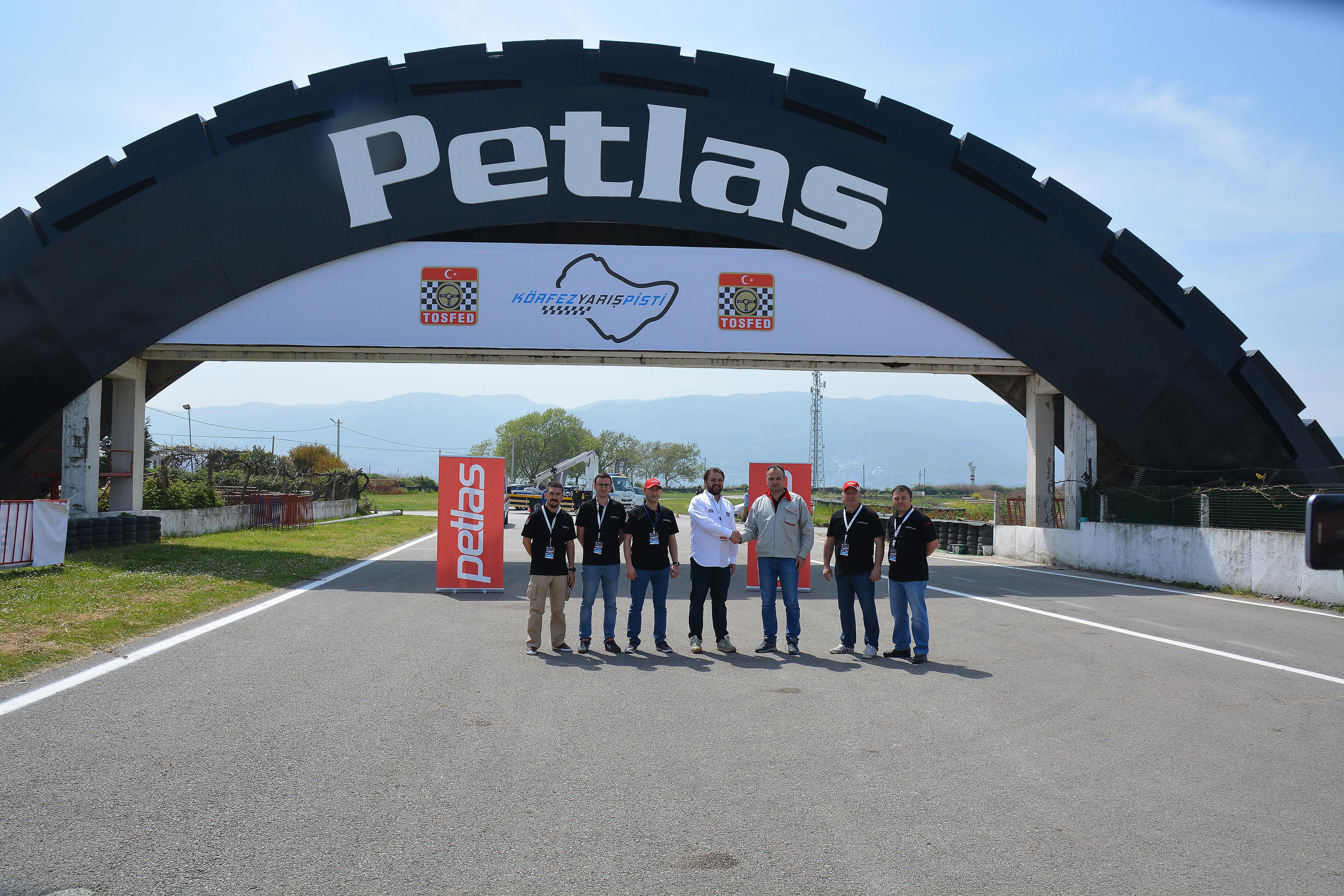 Türkiye'nin Lastiği Petlas, Yarış Lastiklerinde Küresel Pazarı Hedefliyor