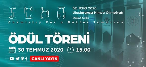 Türkiye, Dünyanın En Prestijli Uluslararası Kimya Olimpiyatına Ev Sahipliği Yapacak - Canlı Yayını Kaçırmayın!