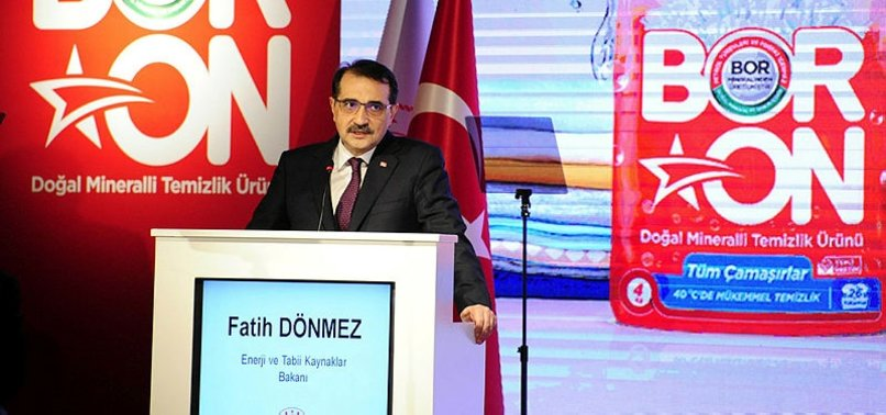 Türkiye'nin Yerli Ve Milli Temizlik Ürünü BORON Piyasaya Çıktı