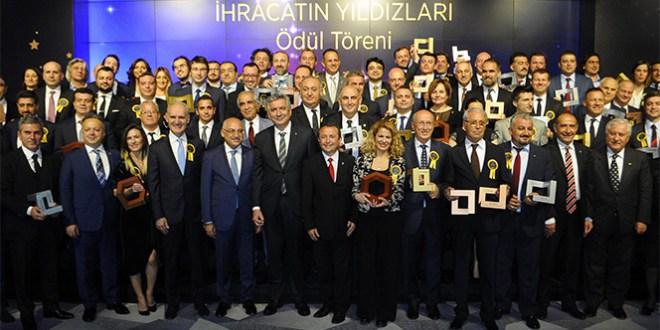 Türkiye'nin Kimya İhracatının Şampiyonları Belli Oldu.