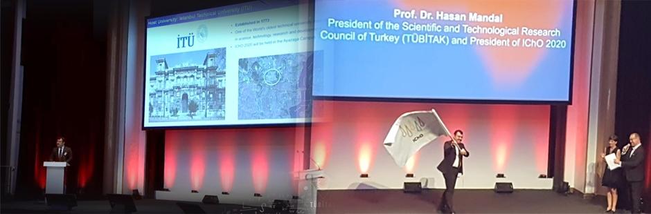 Uluslararası Kimya Olimpiyatı Ülkemizde Düzenlenecek.
