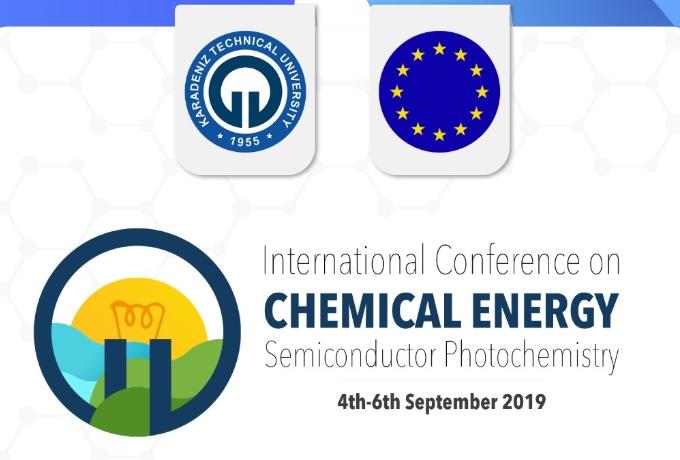 Uluslararası Kimyasal Enerji ve Yarı İletken Fotokimyası Konferansı ( CESCOP ) 4-6 Eylül'de Karadeniz Teknik Üniversitesinde Gerçekleşecek