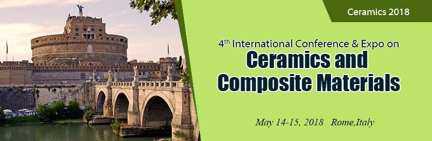 Uluslararası Seramik ve Kompozit Malzemeler Konferansı ve Fuarı 14-15 Mayıs'ta Yapılacak