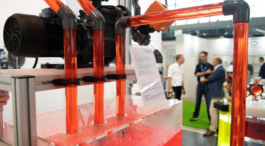 Yüzey işleme sanayii, ihracattaki ana pazarı Almanya'da düzenlenecek Surface Technology Germany fuarına hazırlanıyor