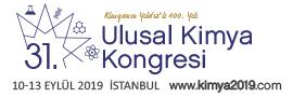 31.Ulusal Kimya Kongresi